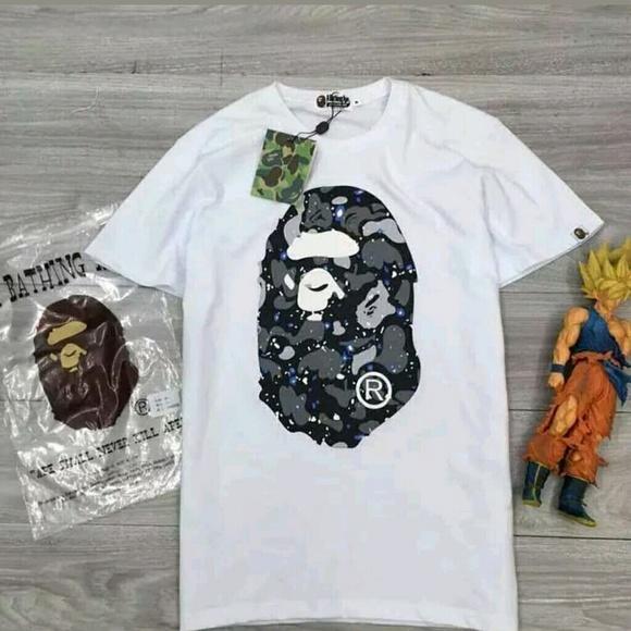 69d342edd Bathing Ape Shirts | Mens Tee Shirt | Poshmark